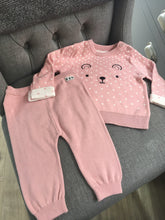 Nutmeg Dusty Pink Knitted Set