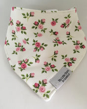 'MINI ELLA PINK' Dribble Bib