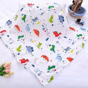 * NEW * Large Muslin Dinosaurs