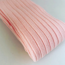 Ribbed Leggings - Baby Pink