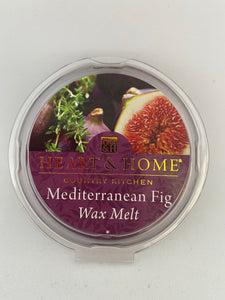 Wax Melt Pot - Mediterranean Fig