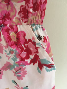 Mini Moi Floral Girls Playsuit
