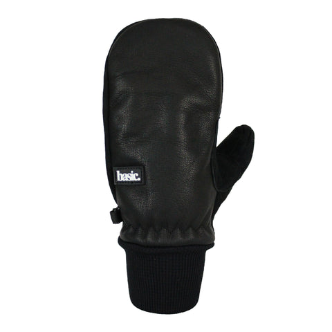 Plain Jane Mitt Black