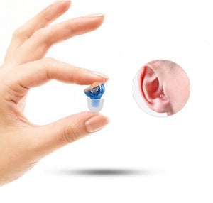 Invisible Mini Hearing Device Complete In Canal