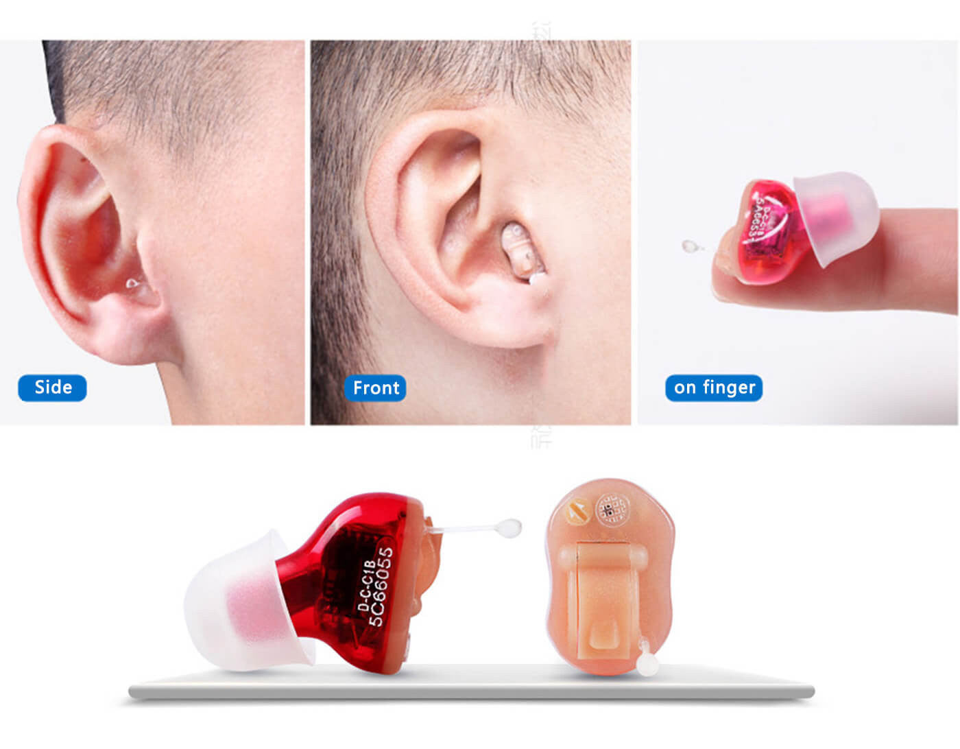 Invisible Mini Hearing Device