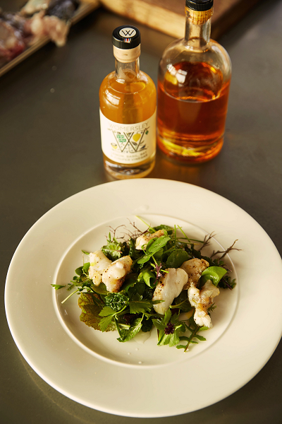 Delicious recipes from chef Mark Hix using our Fruit Vinegar