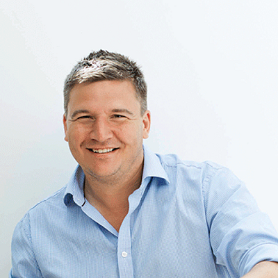 Peter Sidwell of Simply Good Food TV