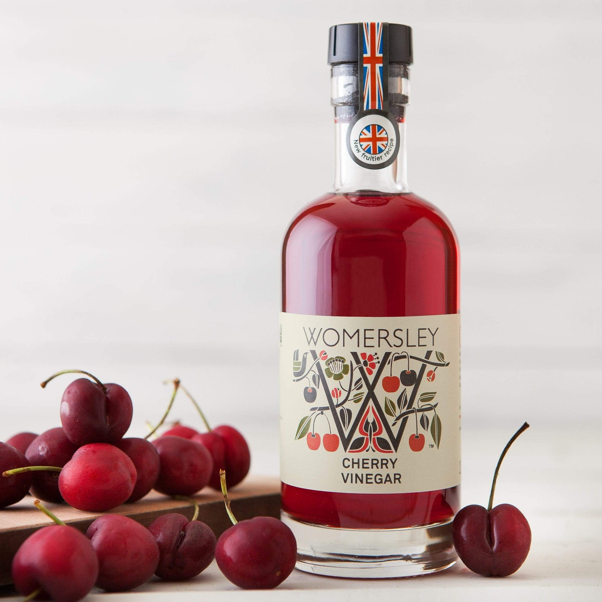 "SALE Cherry Vinegar 25% OFF, Best Before Aug 2020 (Enter ""Cherry"" at checkout for discount)"