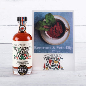 Womersley Foods The Womersley Vinegar & Recipes Gift Box