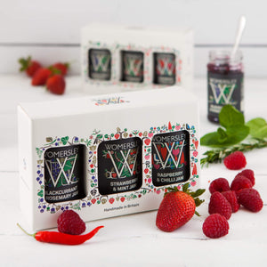 Three Luxury Jams Gift Box