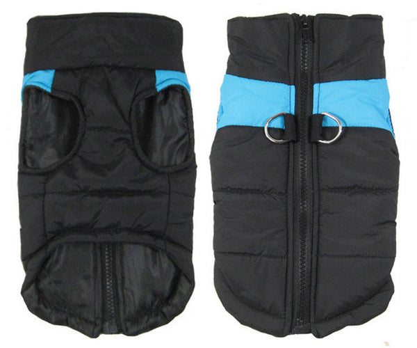 Warm Winter Dog Vest