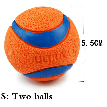 Chuck It Bite-Resistant Ball
