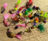 Tungsten Fly Mystery Six Pack