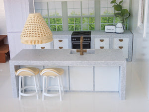 Brand new three birds inspired kitchens