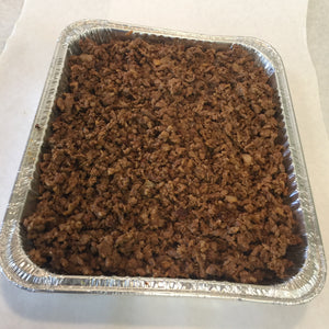 Asada (Steak) Taco Meat Tray