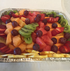 Mexican Fruit Tray