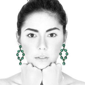 925 Agra Earrings