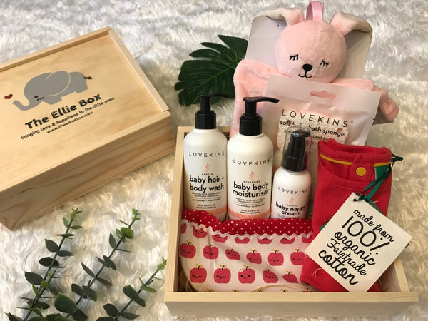 Baby Ellie Giftset - Uber Luxe