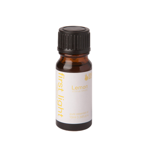 Lemon Certified Organic Essential Oil