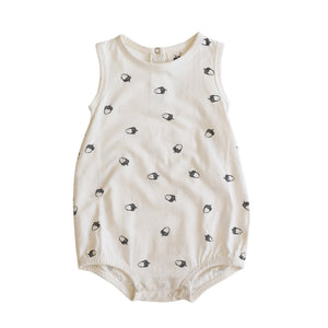 ACORN BUBBLE ROMPER