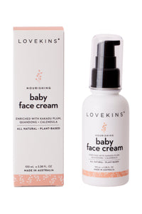 Baby Face Cream 100ml
