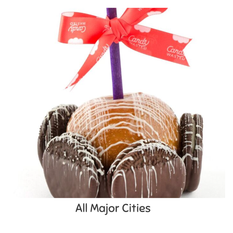 Oreo Gourmet Toffee Apple