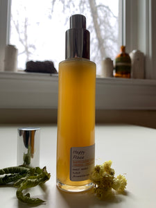 HAPPY PLACE - Aromatherapy Spray - Lemon Verbena, White Sage, Ylang Ylang, Neroli, Yuzu