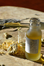 Tress Elixir, Ayurvedic Hair Oil, 100% Natural botanically infused, herbal aromatherapy, by Gather perfume