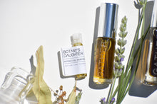 Botany's Daughter, botanical perfume by Gather, 100% natural fragrance, lavender, linden, cardamom,