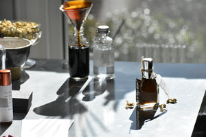 Gather perfume, Natural Artisanal Fragrance