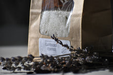 LAVENDER COFFEE SALT SOAK - Cafe Aromatherapy
