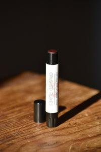 Crushed Rubies Lip + Cheek Glow, Gather Perfume, 100% Natural Lip Tint, Aromatherapy