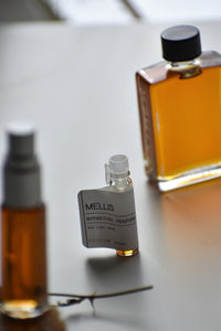 Mellis, botanical perfume by Gather, the honey water, natural fragrance