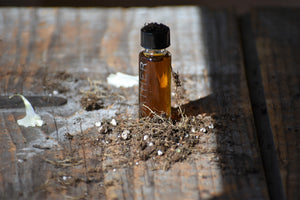 DIRT WORSHIP | natural botanical perfume | nature is my church