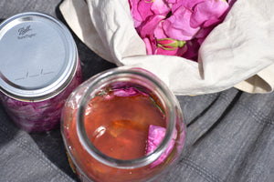 Rose collection Gather perfume