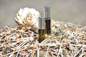 September 27, botanical perfume by Gather, Time + Place, a Fougere. Heather, Bay, Dried Herbs