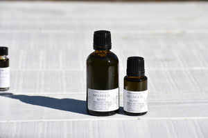 MAGNOLIA MANE - Botanically Infused Scalp + Hair Treatment Oil - limited micro-batch spring 2020
