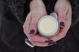 FORTRESS Cream | Whipped Resins For Face + Hands