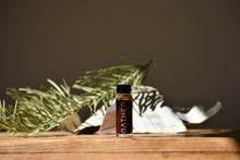 Hearth, botanical perfume by Gather, the wood stove, smoke, fir tree, natural
