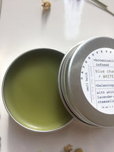 White Sage Blue Chamomile face balm, Gather perfume, 100% natural
