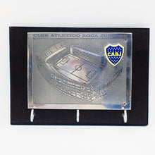 Load image into Gallery viewer, Porta Llaves Keychain Holder ~  Boca Juniors