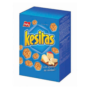 Kesitas Galletitas Crackers with Cheese Flavor / 125g