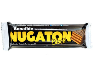 Nugaton Black Candy Bar 27g x 3 - Bonafide -
