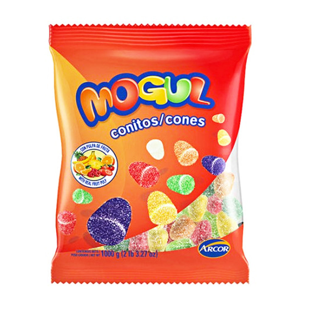 MOGUL  - Conitos/Cones