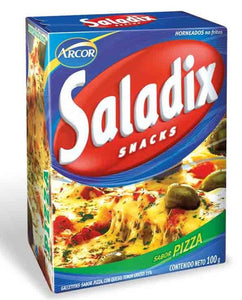 Saladix Pizza x 2