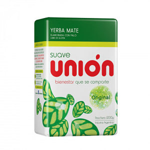YERBA MATE UNION SUAVE 1K