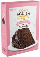 Load image into Gallery viewer, Bizcochuelo Aguila chocolate 540g
