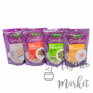 Alicante Mix Semillas Arroces y Carnes / 150g