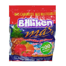 Load image into Gallery viewer, Caramelos masticables Billiken Mas 600g