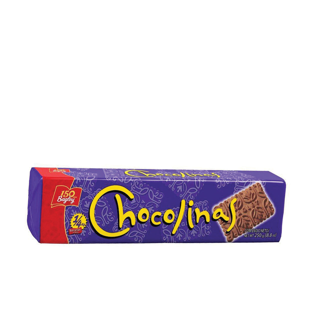 Chocolinas Sweet Chocolate Cookies / 250g